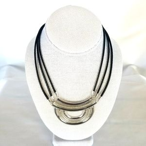 Unbranded Silver Statement Necklace